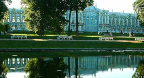 царское село музей
